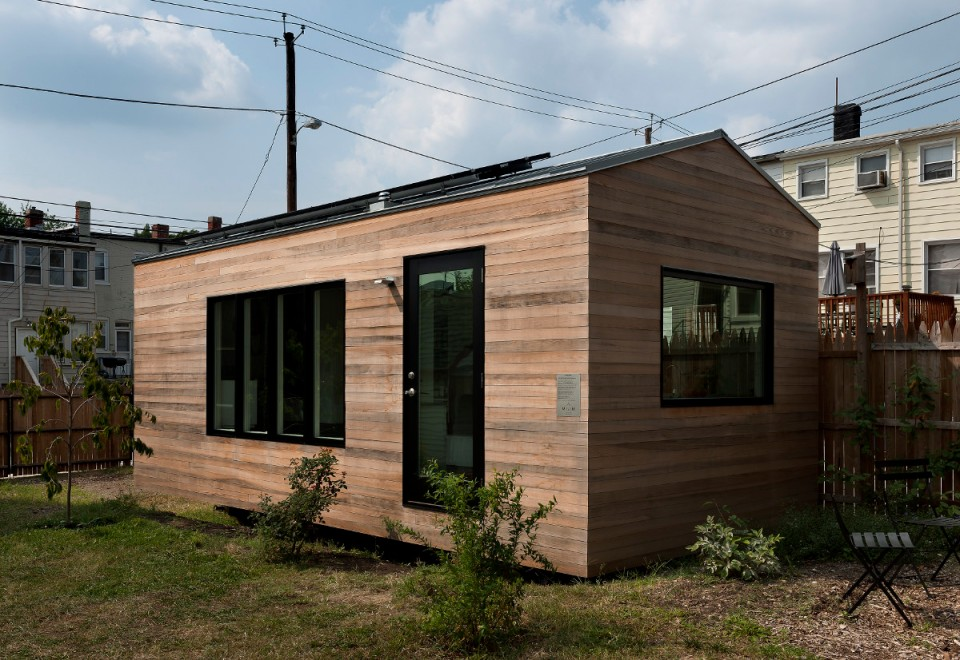 Gallery: Minim House, a tiny studio dwelling