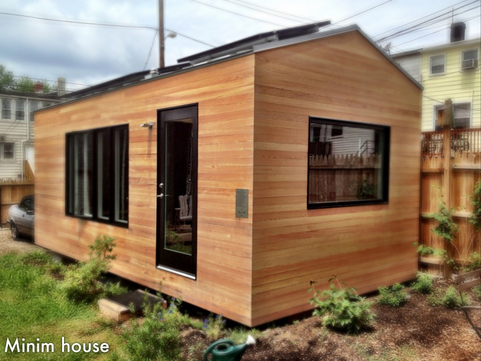 minim house a modern tiny house wwwfacebookcomsmallhousebliss