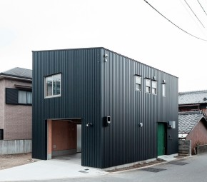 Danchi Hutch by Yoshihiro Yamamoto Architects | www.facebook.com/SmallHouseBliss