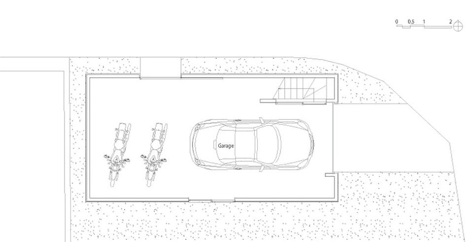 Danchi Hutch by Yoshihiro Yamamoto Architects   www.facebook.com/SmallHouseBliss