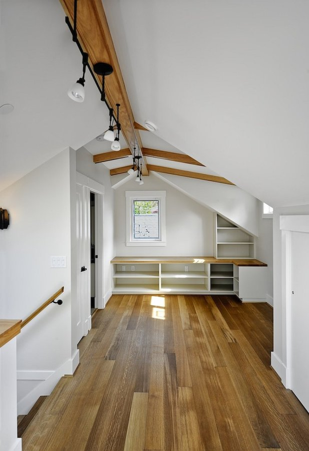 Scott and Tania's 485 sq ft laneway house by Architrix Design Studio | www.facebook.com/SmallHouseBliss