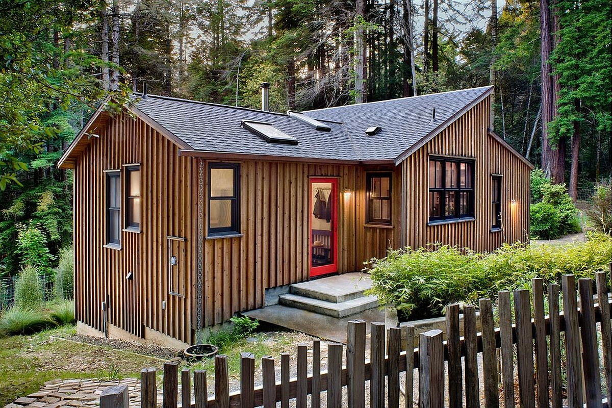 gallery  a cottage in the redwoods by cathy schwabe