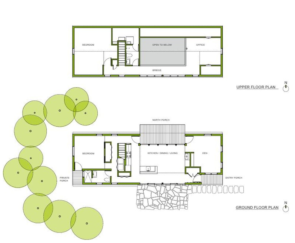 Gallery the foote farm house mcleod kredell architects for Small farmhouse design plans