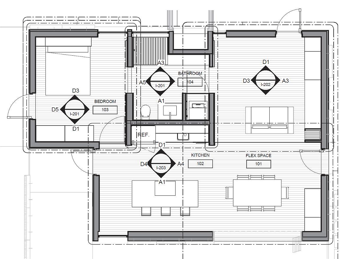 Passive solar house plans oregon house plans for Passive solar house floor plans