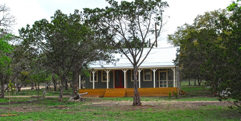 Texas Hill Country Cottage By Kanga Room Systems Small