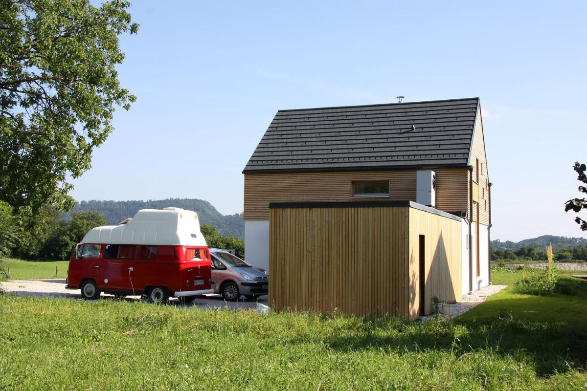 A compact and sustainable home for a growing family biro for Small sustainable homes