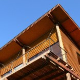 A small wooden house in the mountains of southeastern Brazil with 1 bedroom in 538 sq ft   www.facebook.com/SmallHouseBliss