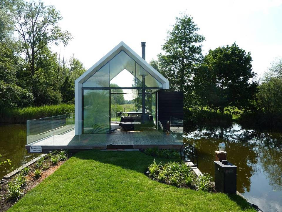 Gallery Island House 2by4 Architects Small House Bliss
