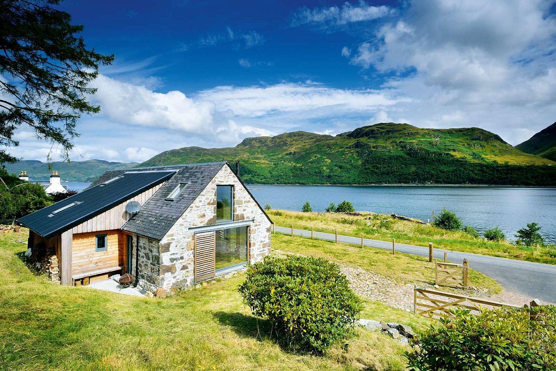 Leachachan barn rural design small house bliss for Rural home designs