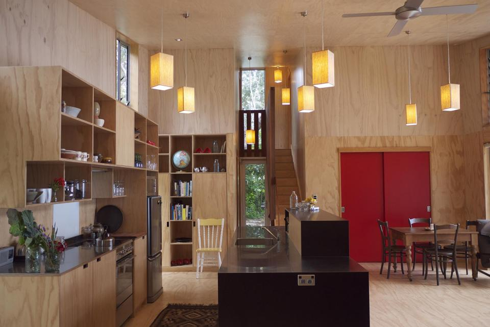 A stunning bach for a New Zealand family Atelierworkshop