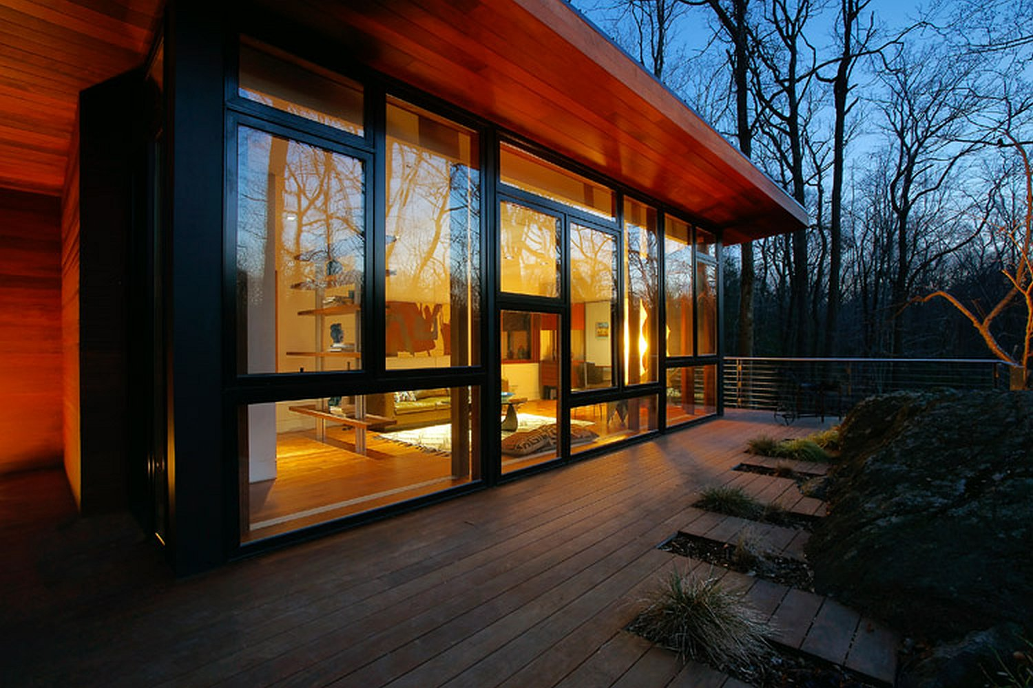 A Modern Studio Retreat In The Woods Workshop Apd