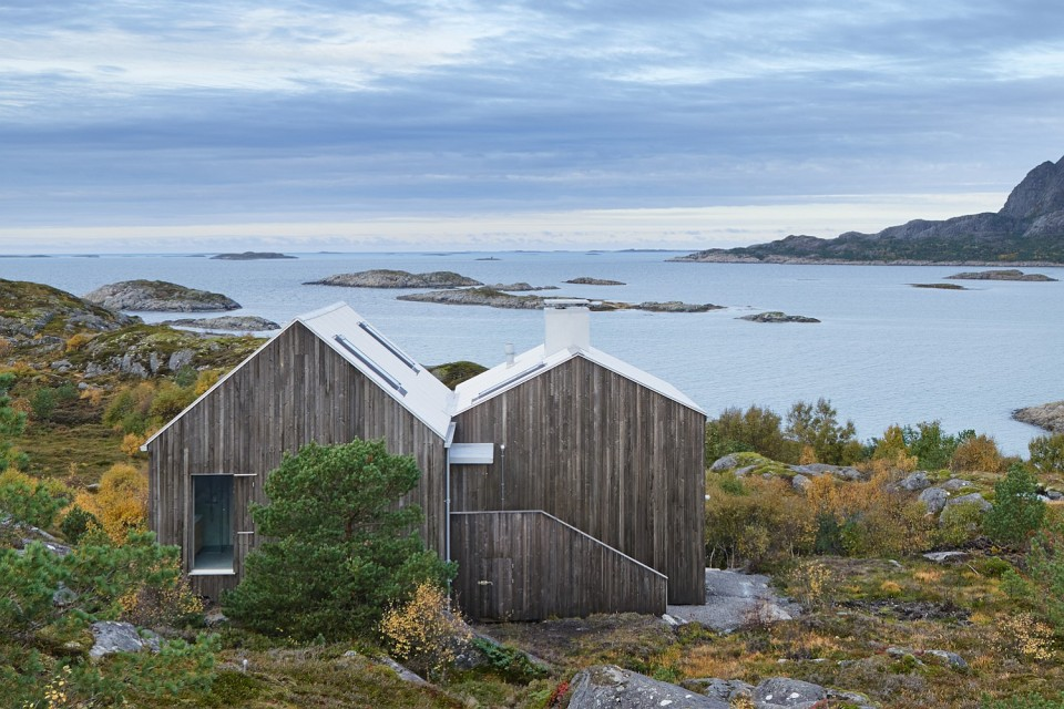 Superb Gallery A Cottage In Norway Modeled On Traditional Interior Design Ideas Clesiryabchikinfo