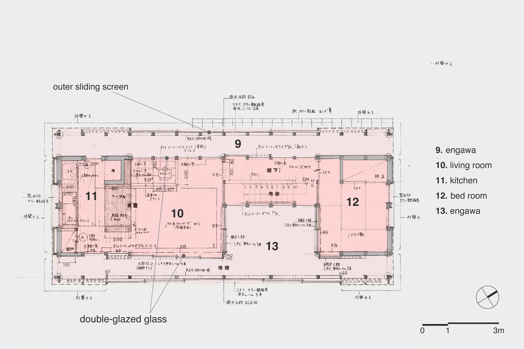 Floor Plan. A New Small House ...
