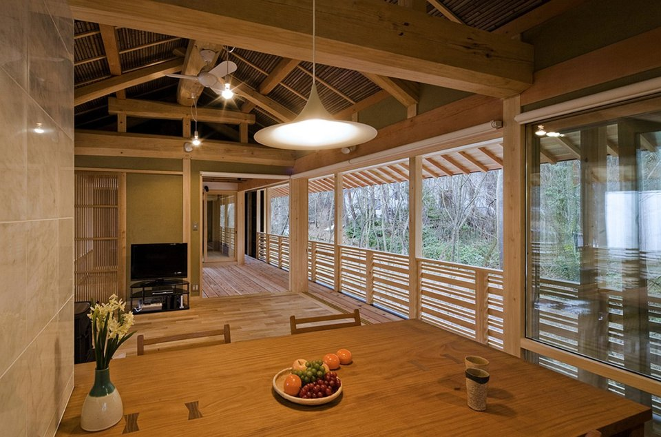 Japanese Home Architecture a new home built in traditional japanese style | osumi yuso