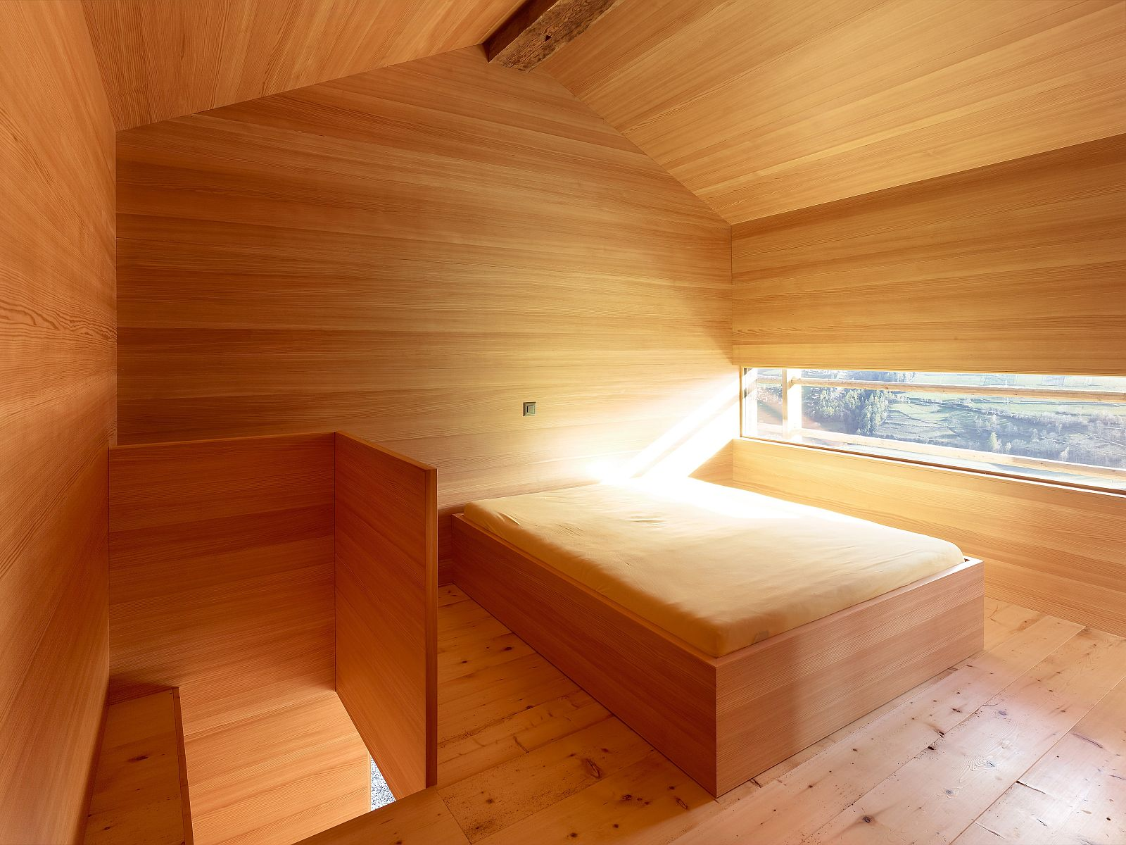 Gallery A Small Alpine Cabin From An Old Granary Savioz Fabrizzi Architectes Small House Bliss
