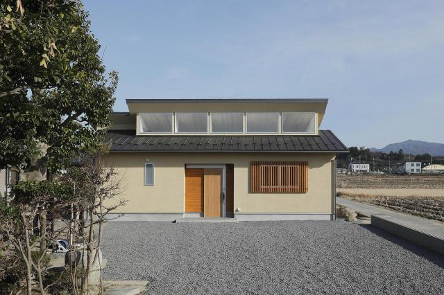 House design rural - This Modest Single Level Home In Rural Japan Has 2 Bedrooms In 768 Sq Ft