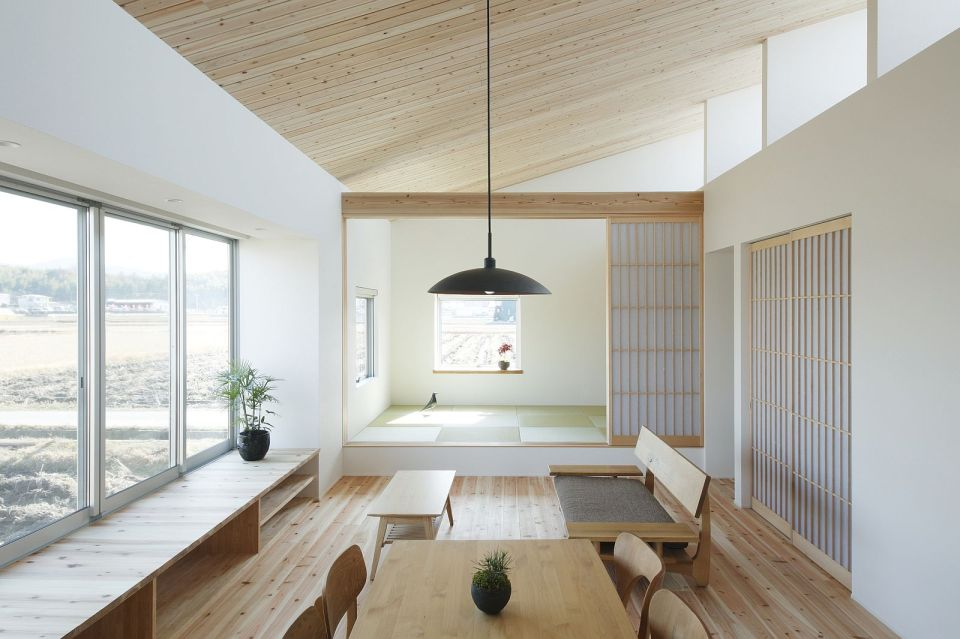 Gallery a modest light filled home in rural japan alts for Home design reddit