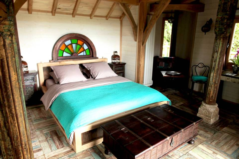 gallery cabane monbazillac at ch teaux dans les arbres small house bliss. Black Bedroom Furniture Sets. Home Design Ideas