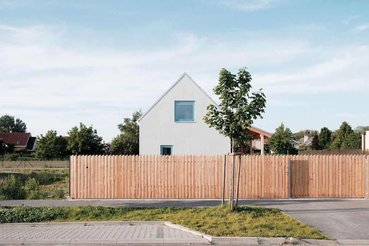 a small home in slovakia based on rural folk houses jrkvc
