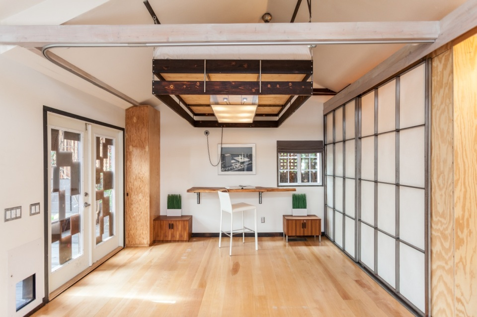 Gallery: Actor Vincent Kartheiser\'s Hollywood Pad | Funn Roberts ...