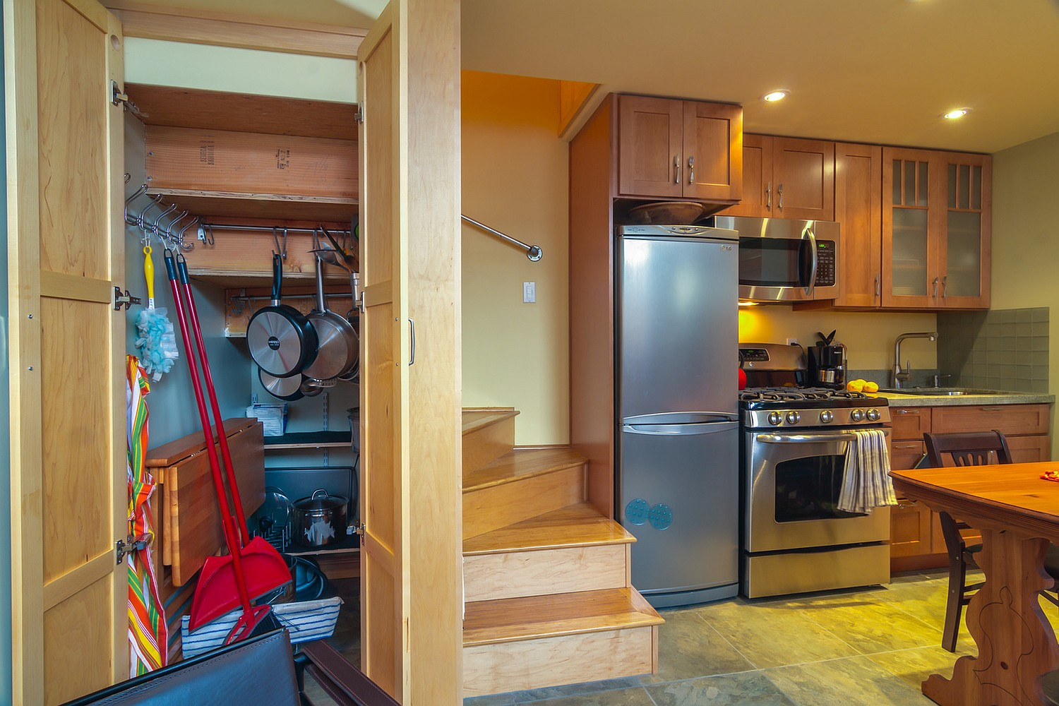 Gallery: Susanu0027s Tiny Backyard Cottage With A Loft And Stairs | New Avenue  Homes
