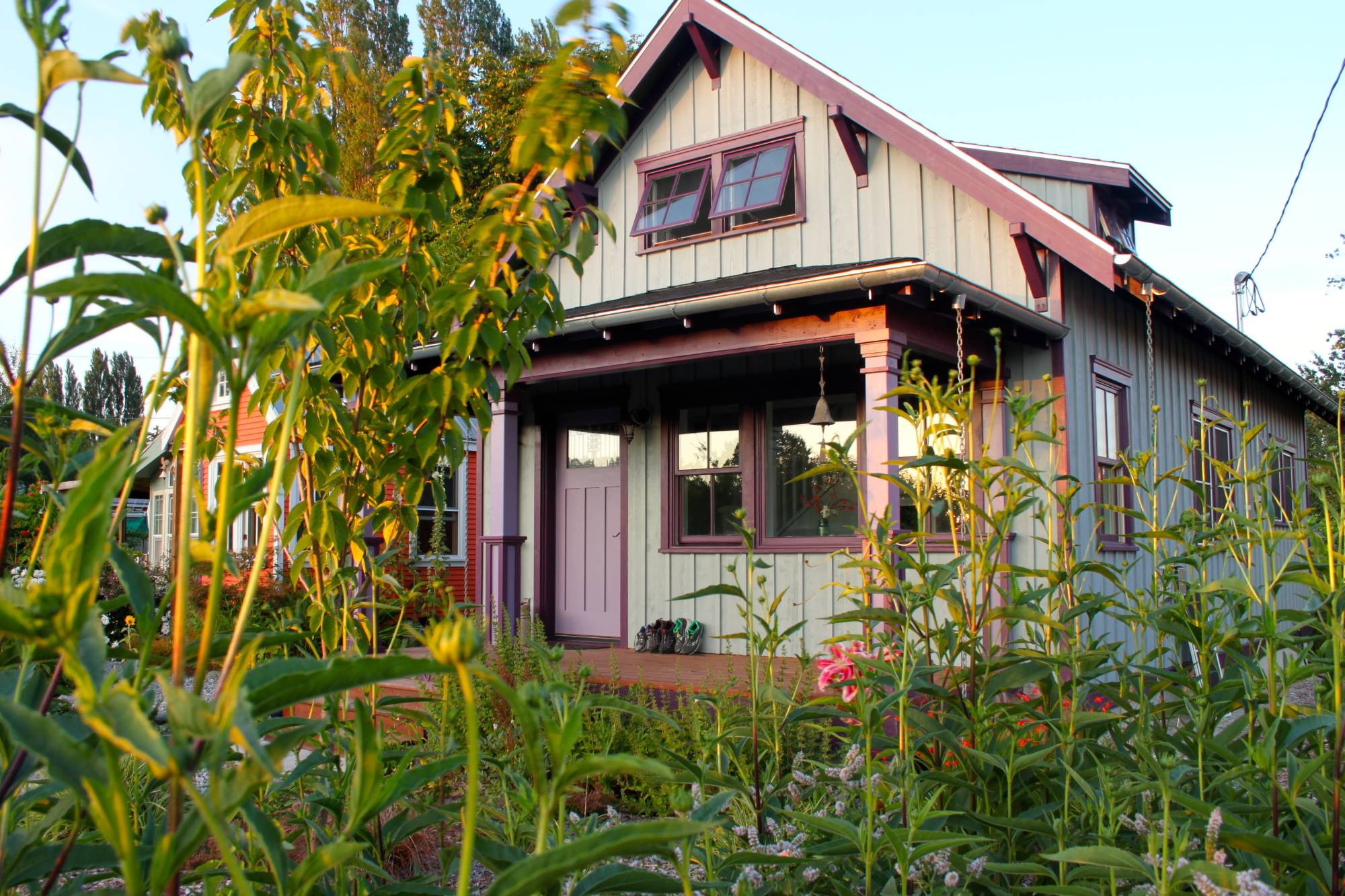 The Beekeeper's Bungalow | THE small HOUSE CATALOG | Small House Bliss