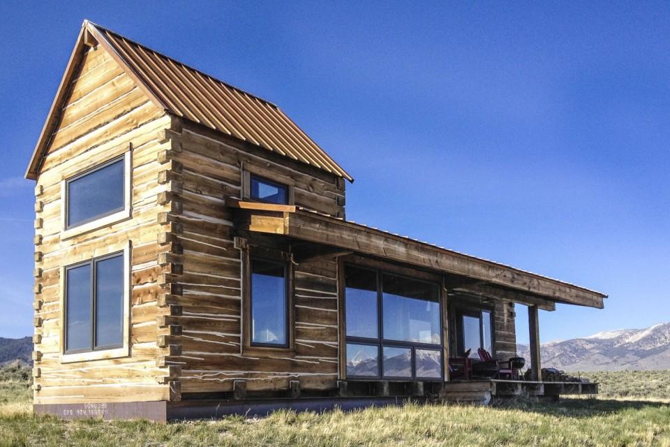 Little Lost Cabin Clark Stevens Small House Bliss