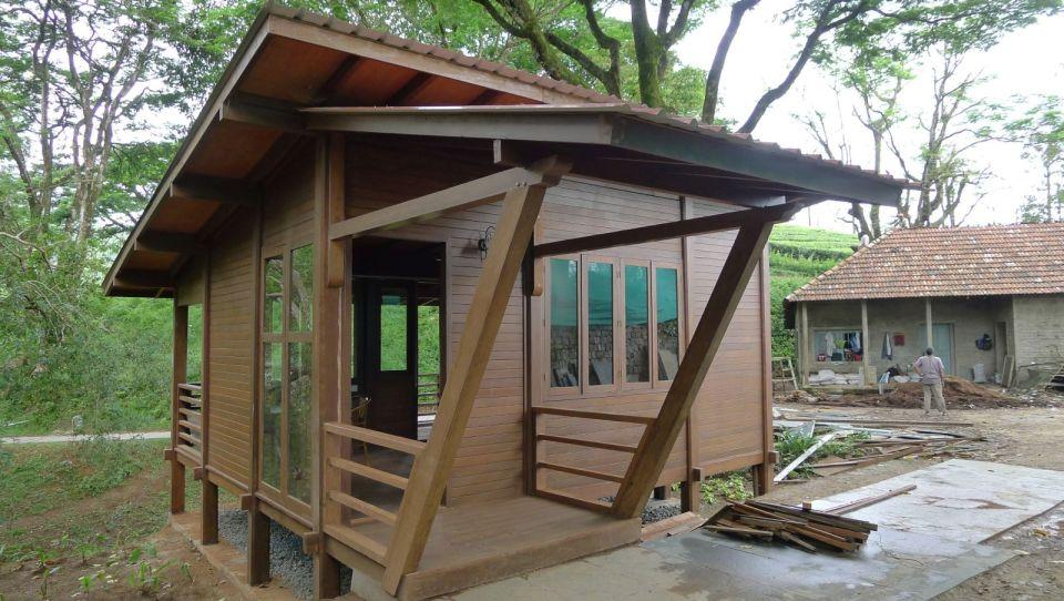 Tea Plantation Guest Cabins Habitats Plus Small House