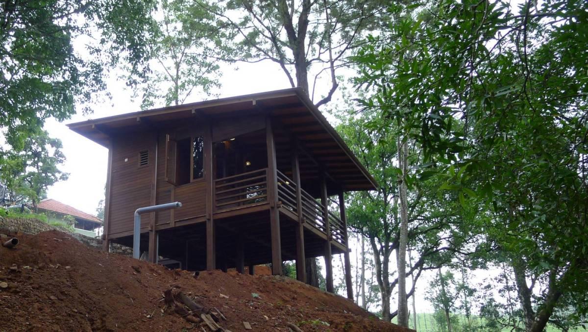 Tea plantation guest cabins   Habitats Plus