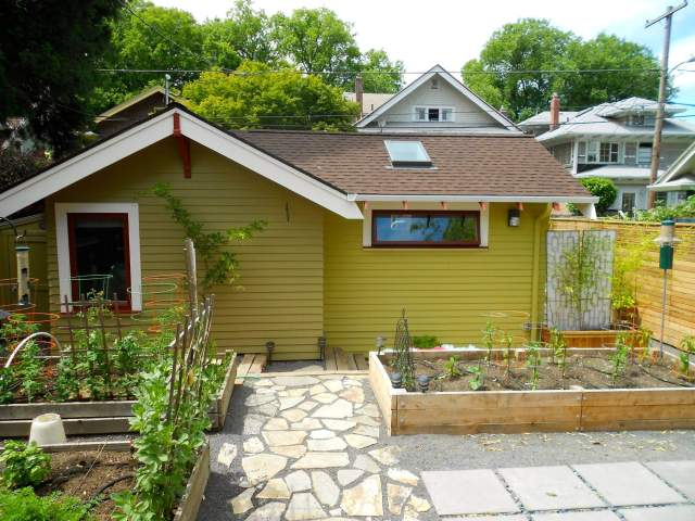 PDX Eco Cottage | Jack Barnes Architect | Small House Bliss