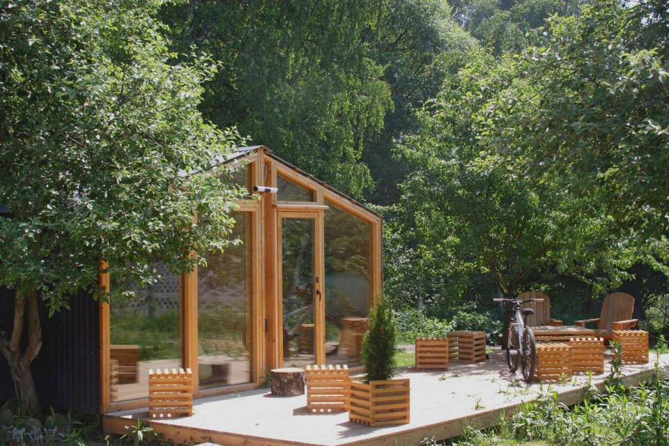 Swell Gallery Dubldom A Modular Tiny House From Russia Bio Largest Home Design Picture Inspirations Pitcheantrous