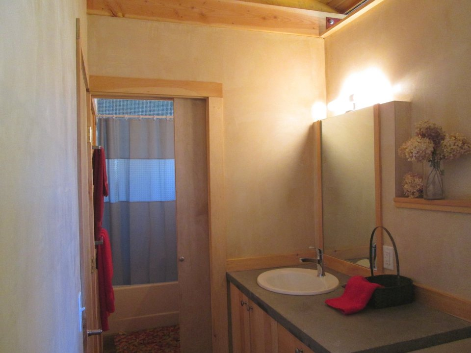 Noble Home produces eco-friendly kit houses designed for the owner-builder. This one has 3 bedrooms in 1,300 sq ft.   www.facebook.com/SmallHouseBliss