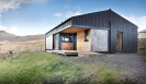 The Black Shed, a simple farm cottage on the Isle of Skye inspired by the storage building it replaced. It has 2 bedrooms in 807 sq ft. | www.facebook.com/SmallHouseBliss