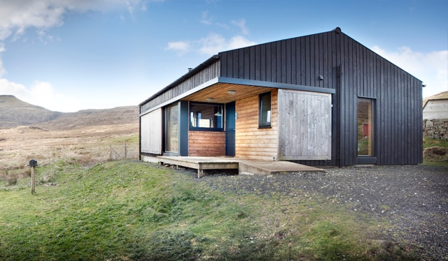 The Black Shed | Rural Design Architects | Small House Bliss