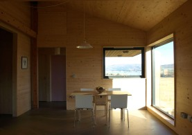 The Black Shed, a small cottage on the Isle of Skye inspired by the storage building it replaced. It has 2 bedrooms in 807 sq ft. | www.facebook.com/SmallHouseBliss