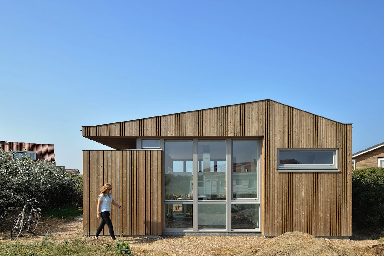Gallery A Vacation Cottage In The Dunes Bloem And