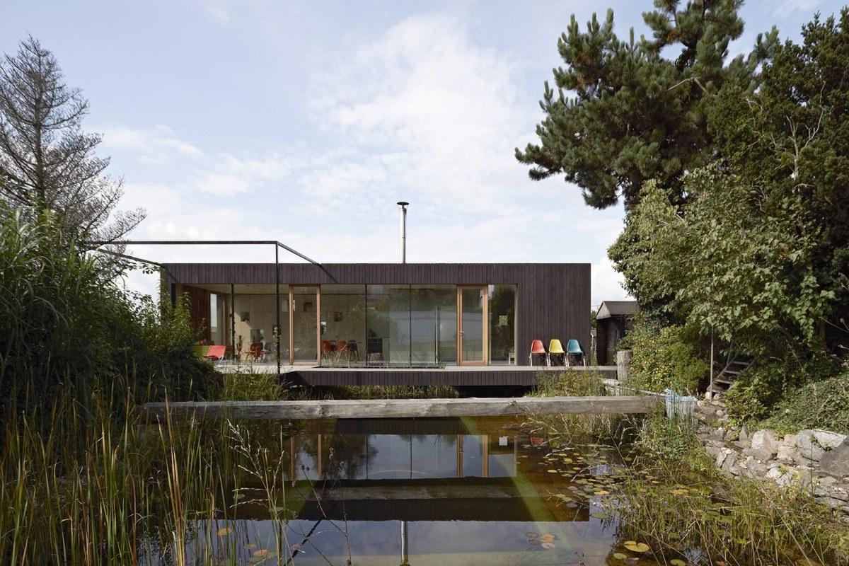The Pond House Hammerschmid Pachl Seebacher Small