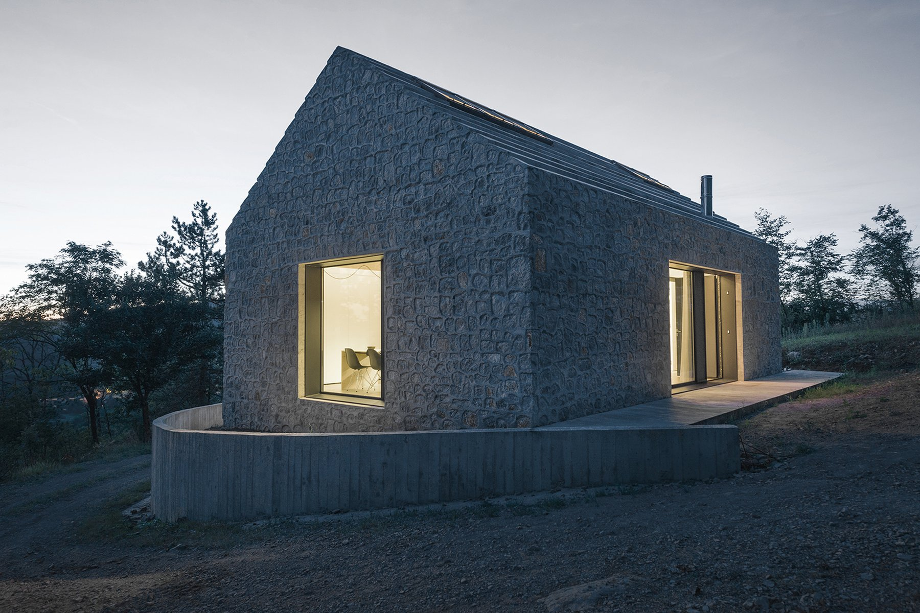 Small concrete house pictures