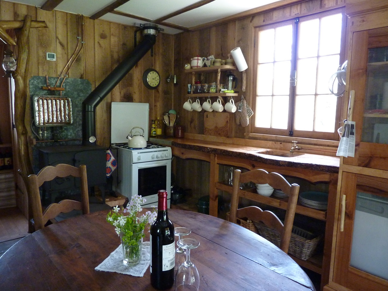 Gallery: Poacheru0027s Cabin, A Secluded Hideaway For Two