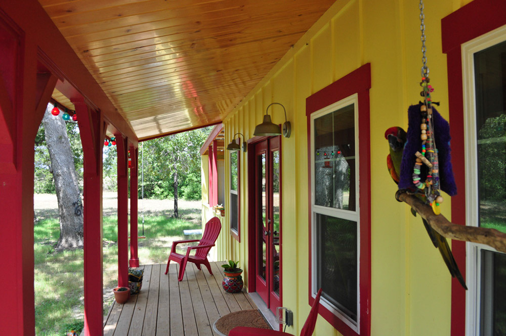Gallery: A Tiny Cottage For Country Living   Kanga Room Systems