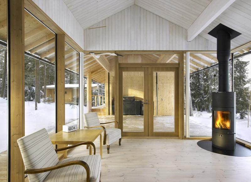 cabin plan small