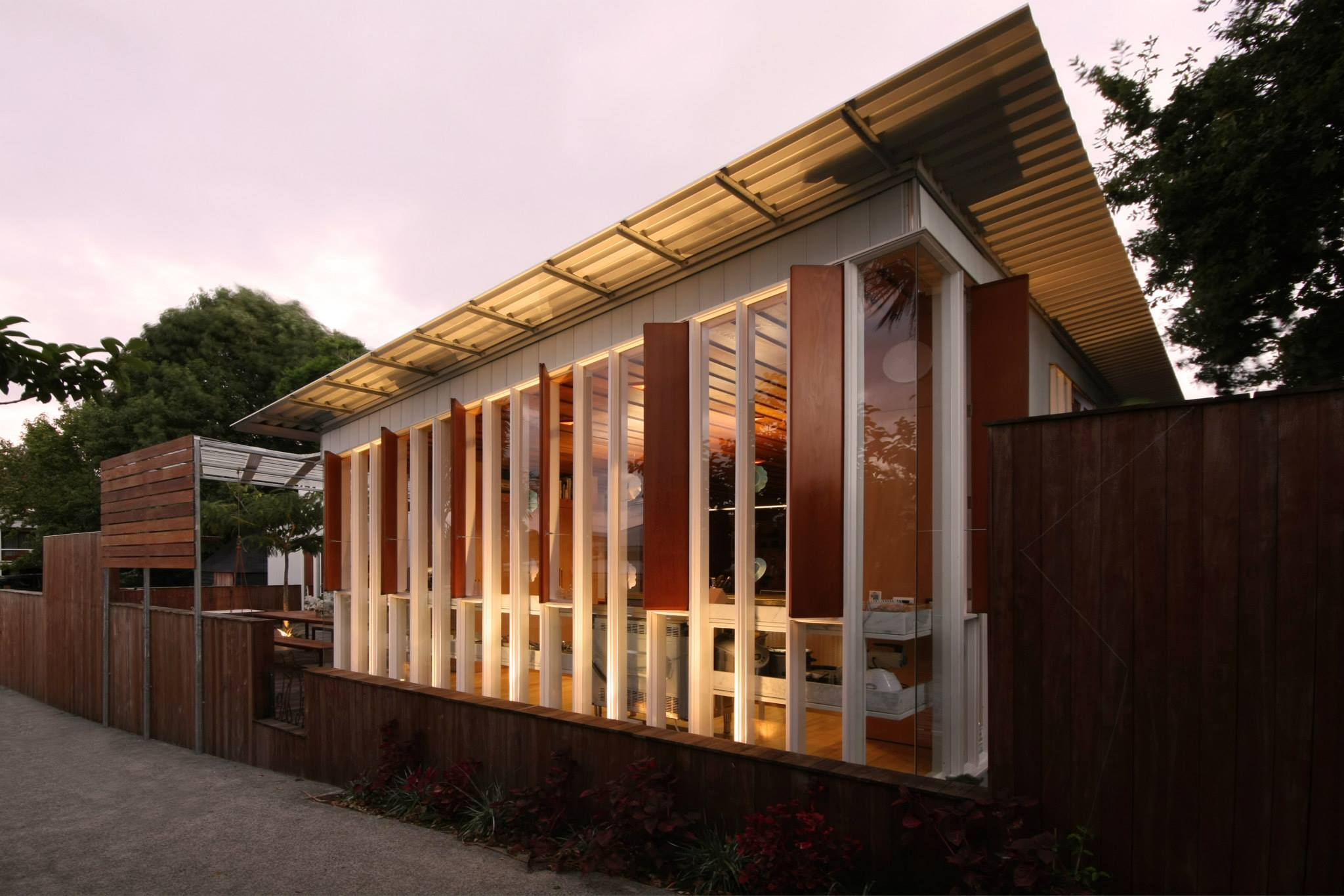 An Architect Designed And Built This Home For His Own Family Of Six. It Has
