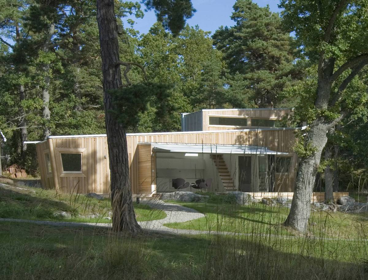 Contemporary Cabins Cabins Small House Bliss