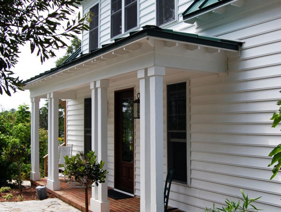 this traditional katrina cottage design has 3 bedrooms in 1112 sq ft - Katrina Cottage Plans