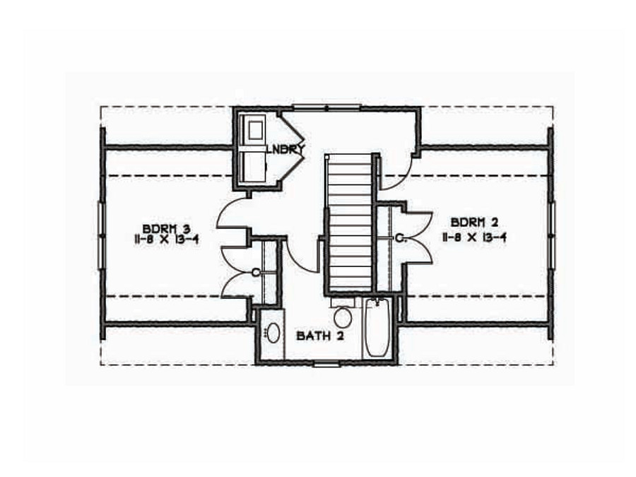 Gallery katrina cottage gmf associates small house bliss for Katrina cottage floor plans