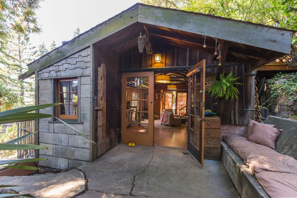 The quot cubby quot designed by architect bernard maybeck started out as a