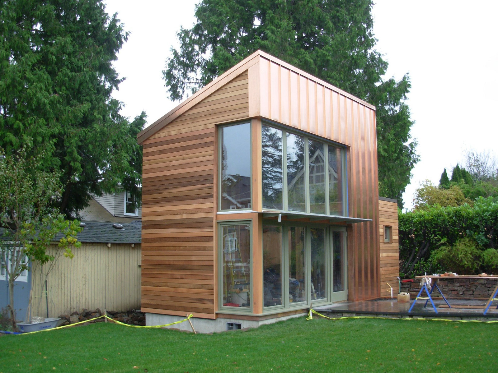 Gallery: Garden Pavilion | Gary Shoemaker And Ninebark Design Build Photo Gallery
