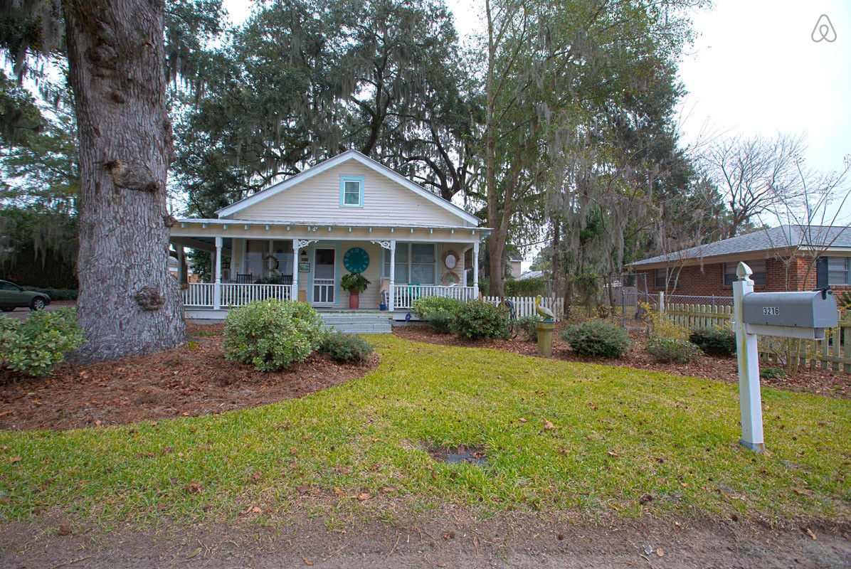 Savannah bungalow with wraparound porch small house bliss