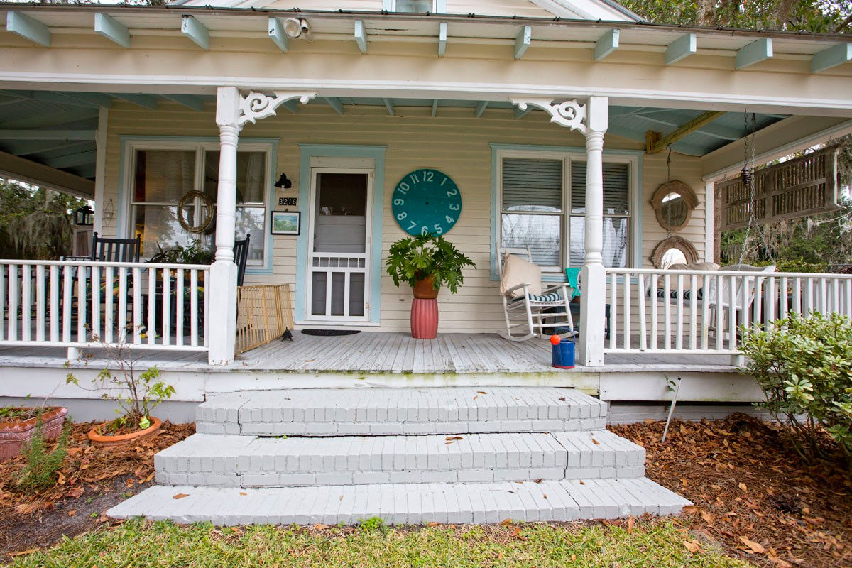 Savannah bungalow with wraparound porch small house bliss for Tiny house with porch