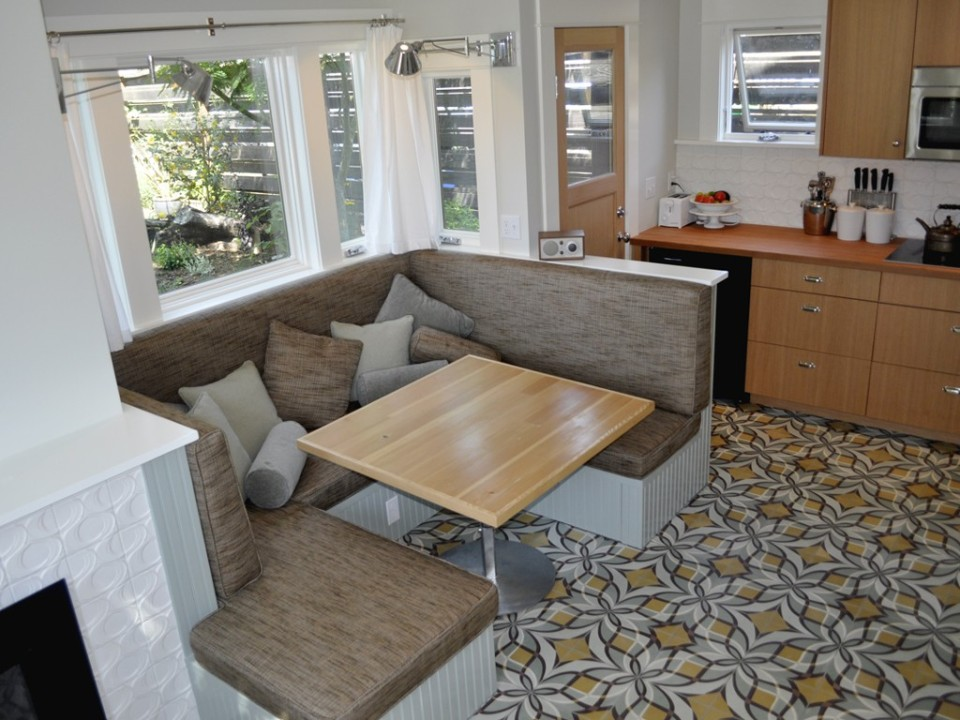 Compact guest cottage in portland dyer studio small for How to build an adu